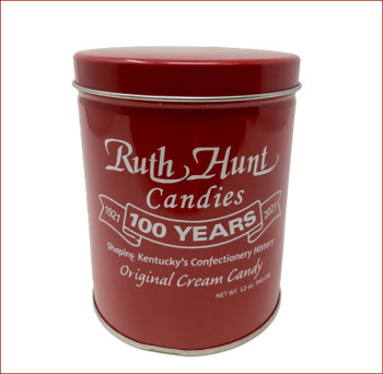 12 oz. 100 Year Anniversary Red Tin
