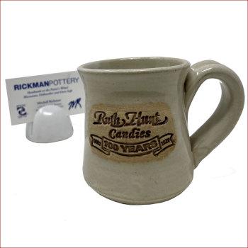 100 Year Ruth Hunt Mug by Rickman Pottery