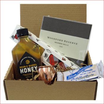 Bourbon Barrel Gift Box