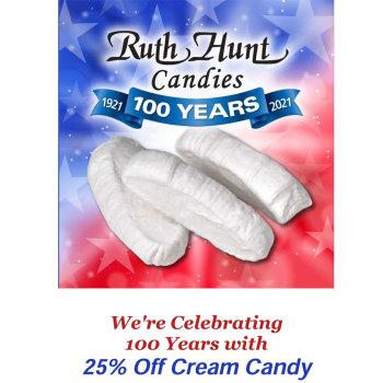 Original Cream Candy