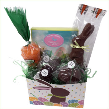 Easter Candy Collection Gift Basket