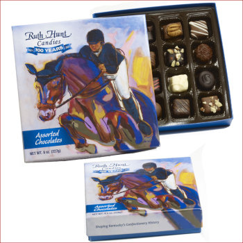 Assorted Chocolates Equine Collection