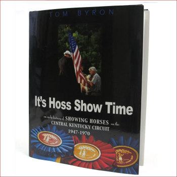 It's Hoss Time, Hardback Book
