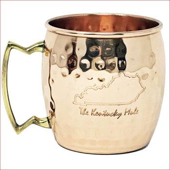 Kentucky Mule Copper Mug