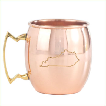 Kentucky Mule Copper Mug