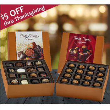 Classic Hunt Box Collection - 16 oz. Assorted Chocolates