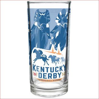 Kentucky Derby 147 Official Glass (2021)