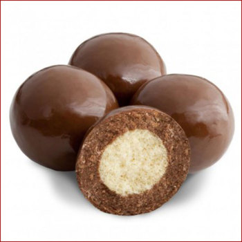 Malted Milk Balls TRIPLE Dipped