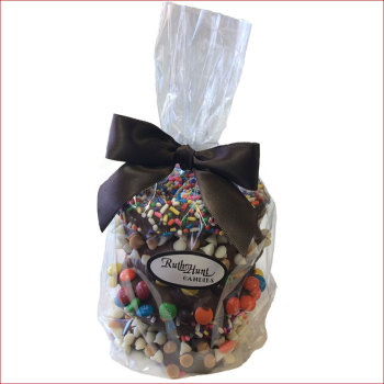 Gourmet Chocolate Pretzels Stack 8 oz. Bag