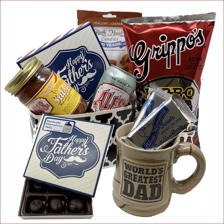 Dad's Munch'n Mug Pack & 4.5 oz. Moonshine Balls