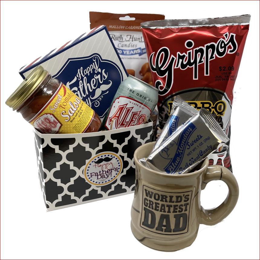 Dad's Munch'n Mug Pack