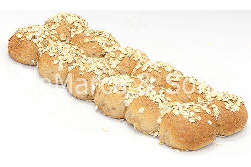 Dinner Roll 7 Grain Dz-FI