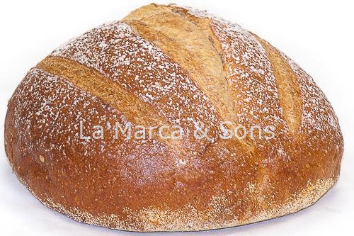 Tuscan Large Round Bread-FI