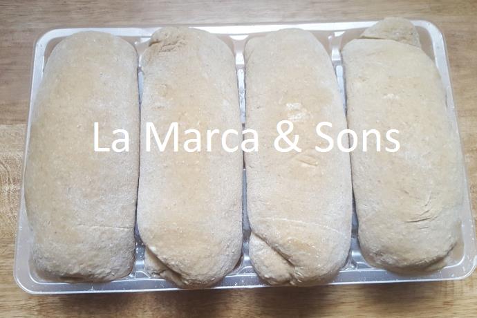 Case Dough Bread Wheat (32ct)(C1400)-P