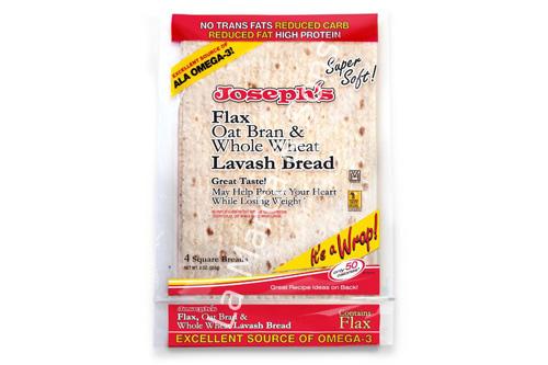 CASE FLAX/LoCarb SQ-Lavash(20/4pk)-ME