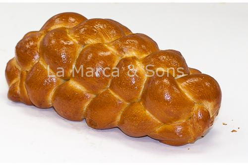 Retail 20oz Braided Challah UNSL - FI