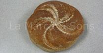 Wheat Bulkie Sliced 6pk - Ca