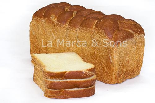Pan Challah MEDIUM THICK sliced - FI