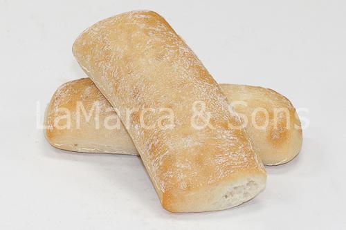 Ciabatta 3x6 Sandwich UNSLICED Dz-FI