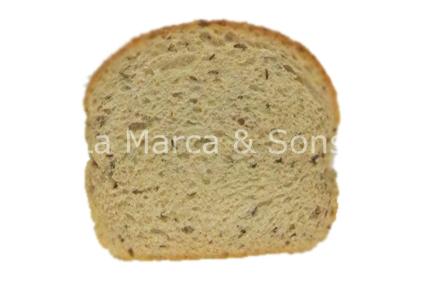Vienna Light Bread 9/16 sl - Ca