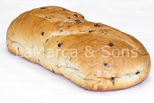 3 lb Cranberry Bread UNSLICED- FI
