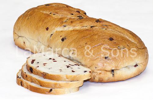 3 lb Cranberry Bread Thin Sl- FI