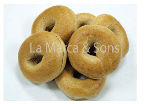 PKG. 4oz Wheat Bagels Sl (6pk)-EB