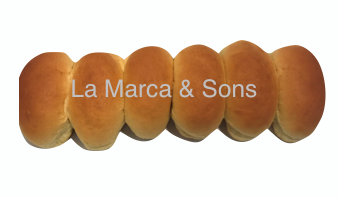 Potato Finger Rolls Doz - Ca