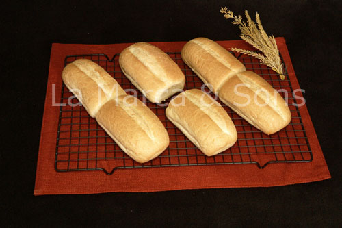 French Roll 12 pk.-P