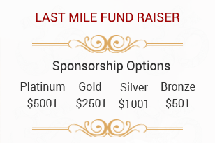 Last Mile Fund Raiser