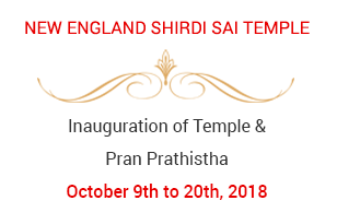 New England Shirdi Sai Temple