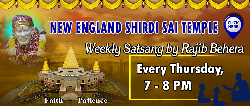 Satsang Nov 15th 2018