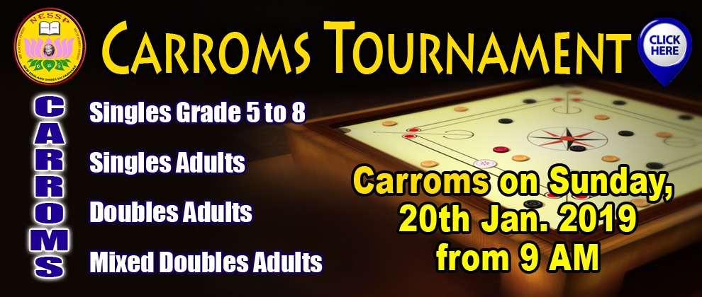 Carrom Tournament