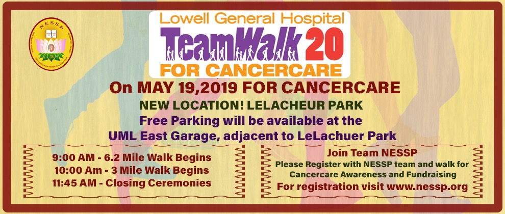 Team Walk for CancerCare
