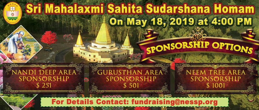Sri Mahalaxmi Sahita Sudarshana Homam