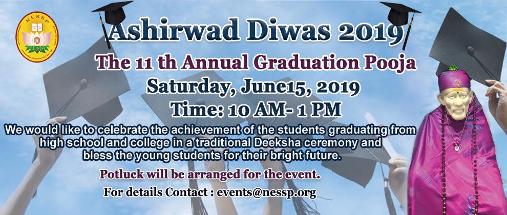 Graduation Pooja