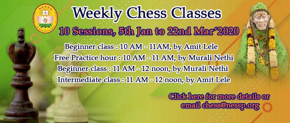 Chess Classes