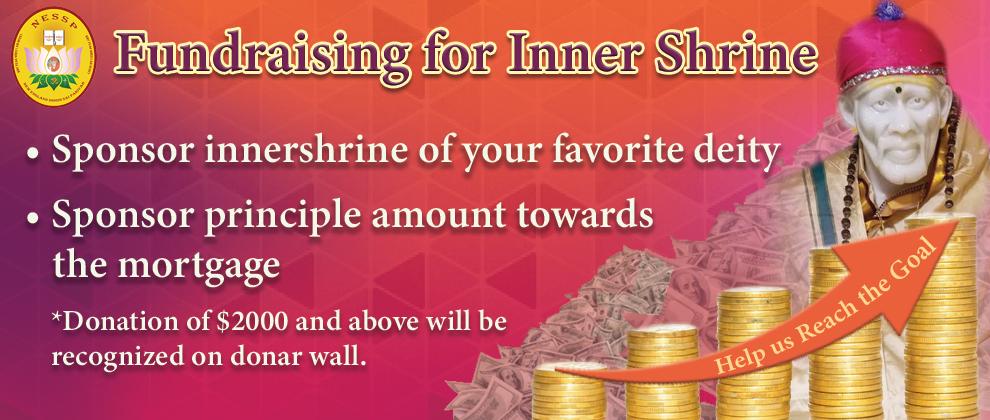 Fundraising Inner Shrine
