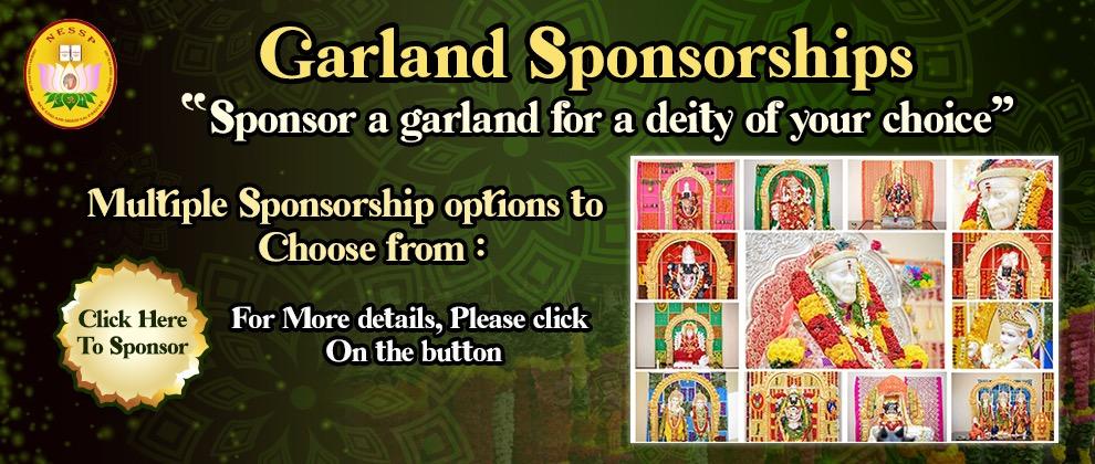 Garland Sponsorships
