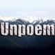 Unpoem