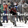 No Stones.....Books only!