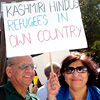 Demonstration on Kashmir policy in US