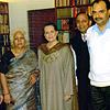 Kashmiri Hindus meet Smt. Sonia Gandhi