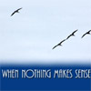 When Nothing Makes Sense