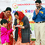 ANNUAL SHOW CASE celebrated by Shemrock School