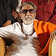 Thackeray stood by the Kashmiri Pandits