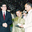 Assembly member Rudy Salas honored