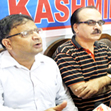 Return of Kashmir Hindus not an issue of economic package