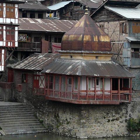 Kashmir- The land of culture