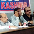 Recast policy structure on Kashmir